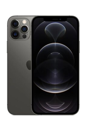 Apple iPhone 12 Pro Max 256GB Grafit Cep Telefonu(Apple Türkiye Garantili)Aksesuarsız Kutu