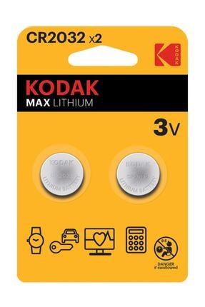 Kodak Ultra Lityum Para Pil 2 Adet
