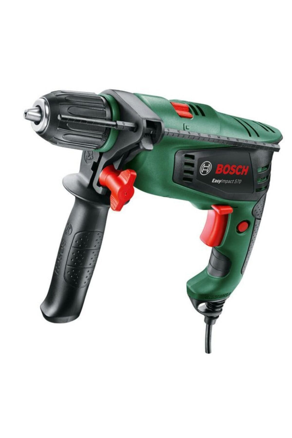Bosch Easyımpact Darbeli Matkap 570w 1