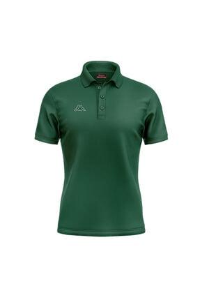Kappa Erkek Yeşil Maltax Polo T-shirt
