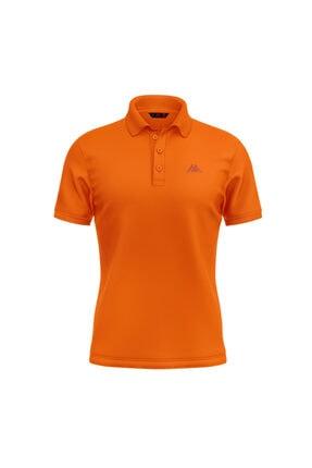 Kappa Erkek Turuncu William Rdk Polo T-shirt
