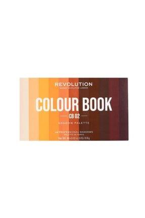 MAKEUP REVOLUTION Far Paleti Revolution Colour Book No: Cb02