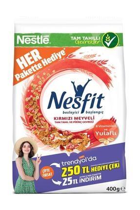 Nesfit Nestle Kırmızı Meyveler Gevrek 400 Gr
