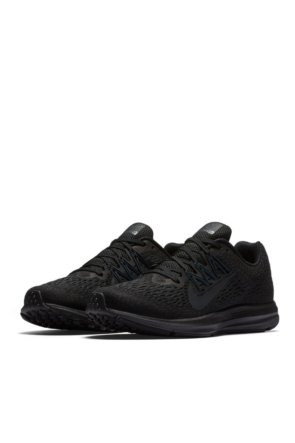 Nike Kadın Siyah Koşu Ayakkabısı  Wmns Nıke Zoom Wınflo 5  Aa7414-002 1