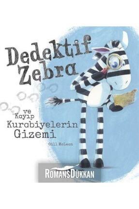 İş Bankası Kültür Yayınları Dedektif Zebra Ve Kayıp Kurabiyelerin Gizemi