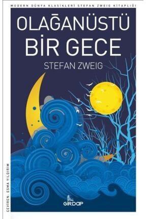Girdap Kitap Olağanüstü Bir Gece