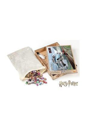 King Of Puzzle Harry Potter - Hogwart's Express Ahşap Puzzle 1000 Parça