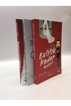 Hayykitap Mehmet Yıldız Kitap Seti 3 Kitap (evlilik Kader Midir ?,bu Kitabı Sakın Okuma,başlarım Senin Aşkına)