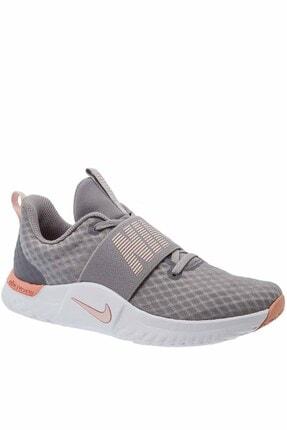 Nike Kadın Gri Yürüyüş Koşu Ayakkabısı Ar4543-004 Wmns Renew In-Season Tr 9