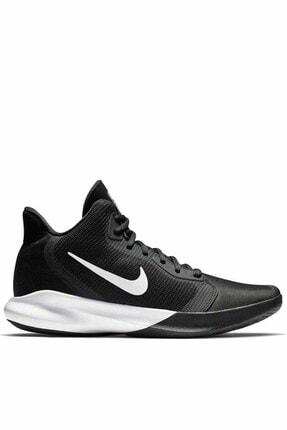 Nike Erkek Siyah Basketbol Ayakkabısı Aq7495-002 Precısıon Iıı