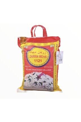 Zarrin Mehr Zerrin Mehr 1121 Basmati Hint Pirinci Zarrin 5 Kg Pirinç
