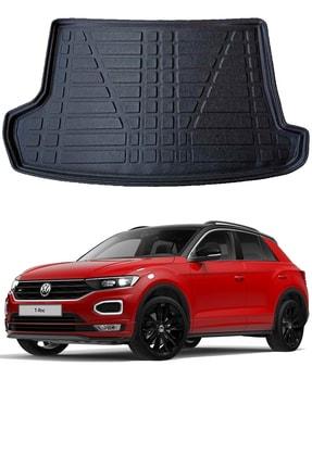 GARDENAUTO Volkswagen T-roc (üst Kısım) 2020 Model Premium Bagaj Havuzu