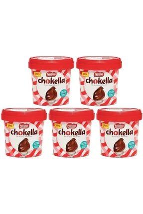 Nestle Chokella Ekstra Sütlü Çokokrem Fındık Ezmesi 400 Gram 5 Adet