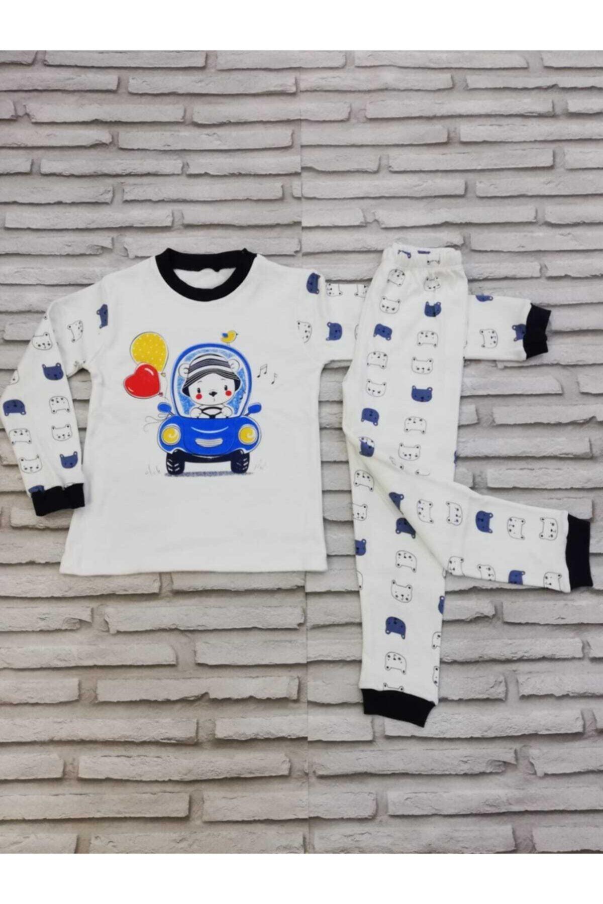 GÜCCÜK BABY KİDS Çocuk Pijama Takımı 2