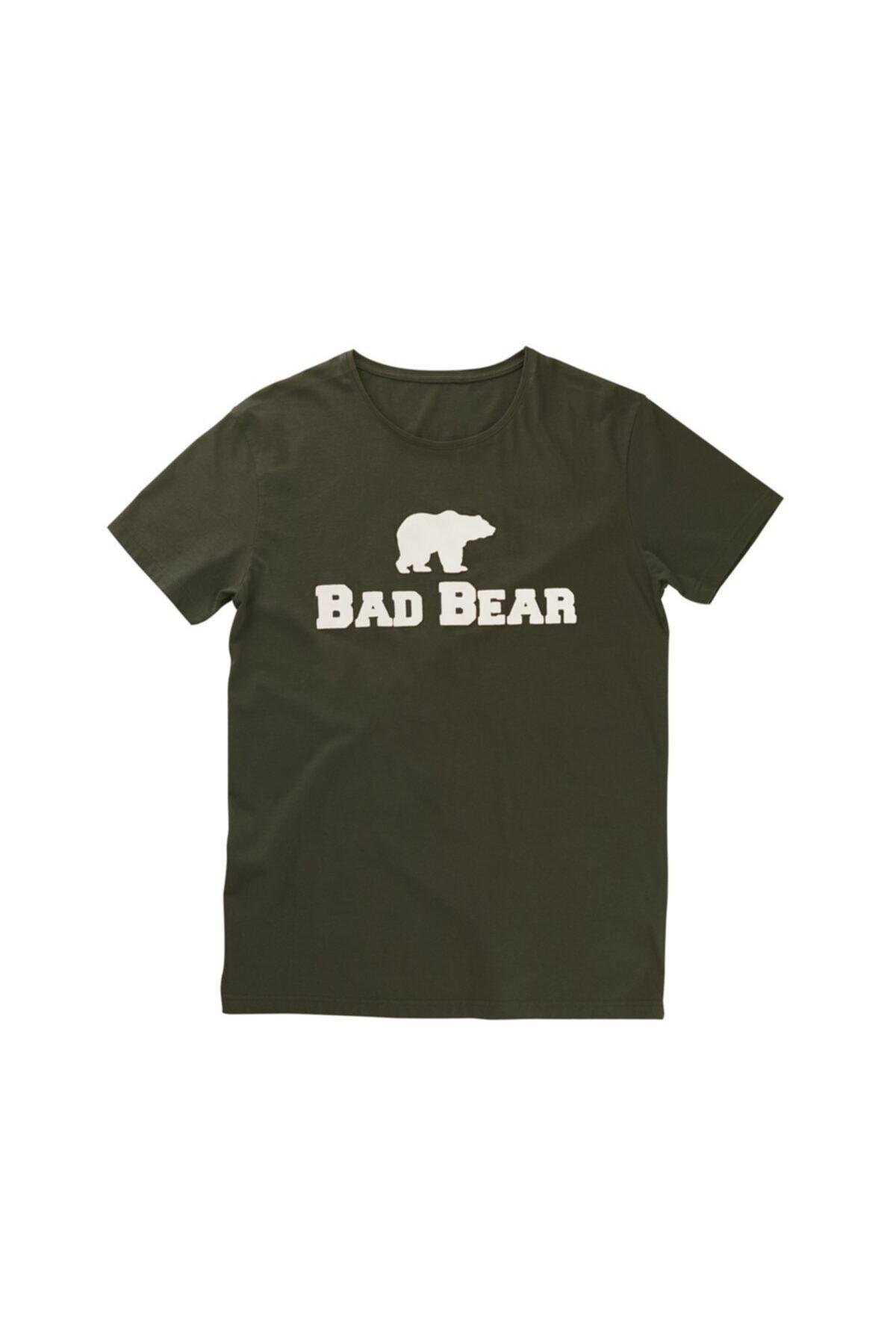 Bad Bear Tee Os Haki Kısa Kollu Tişört 1