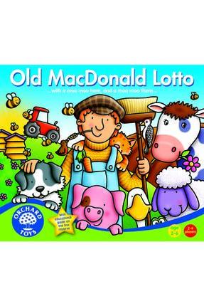 Orchard Toys Orchar Toys Old Macdonald Lotto (ali Baba Tombala) 196