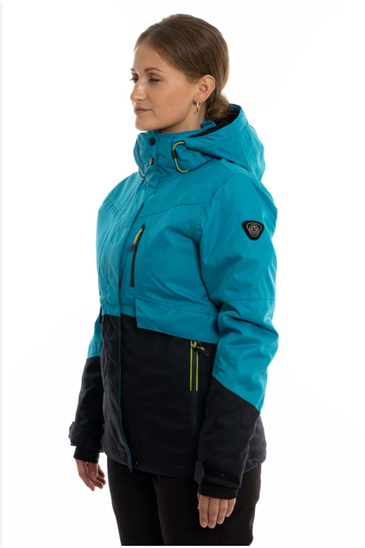 Killtec Nera Kadın Kayak Montu - - Nera - Mor - 46 Beden - Pp00289-4004 1