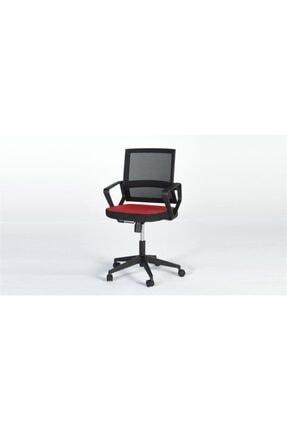 Bellona Kırmızı Lova Ofis ve Genç Odası Sandalyesi