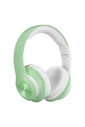 Torima Yeşil P68 Bluetooth Kablosuz Stereo Kulaklık