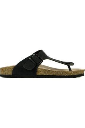 Hammer Jack Siyah Erkek Terlik / Sandalet 420 902.001-m