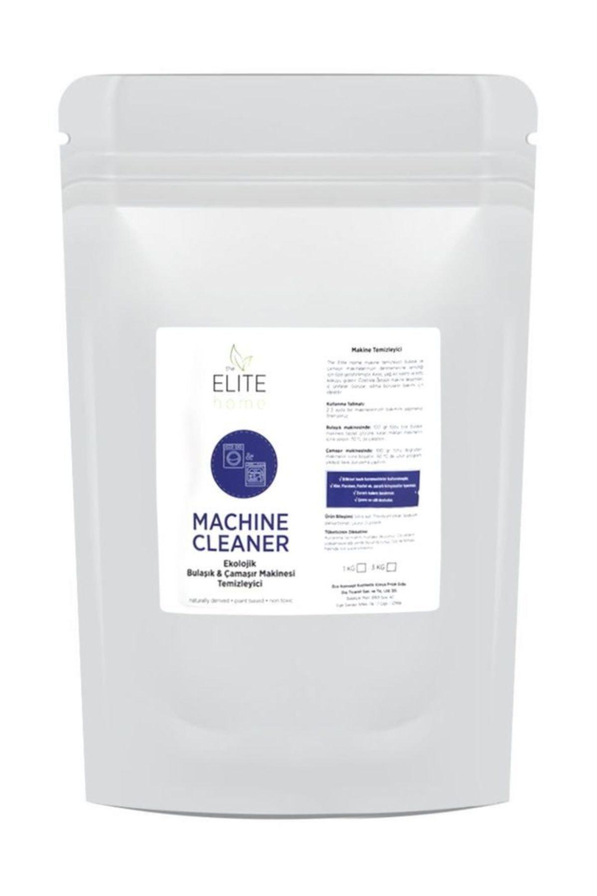 The Elite Home Ekolojik Bulaşık Ve Çamaşır Makinesi Temizleyici 1kg 1