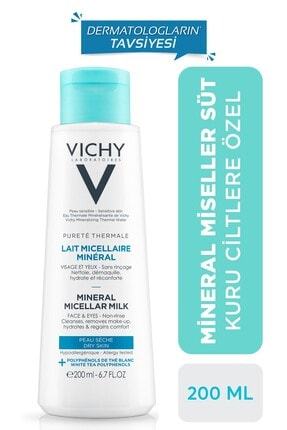 Vichy Purete Thermale Micellaire Milk 200ml 75024