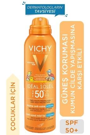 Vichy Ideal Soleil Spray Enfants Spf 50+ 200 ml