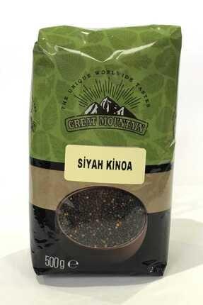 Great Mountain Kinoa Siyah 500 G