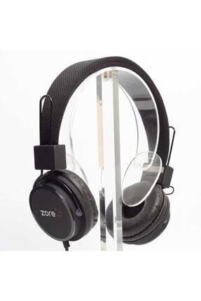 zore Siyah Kulaklık  Y-6338   3.5 mm