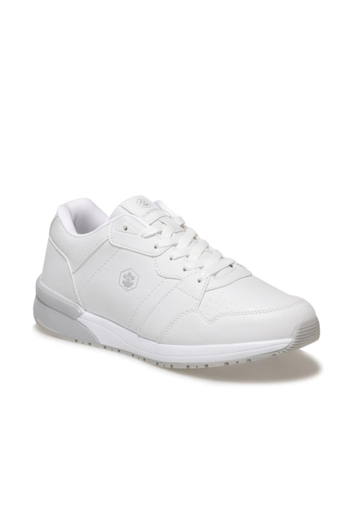 lumberjack MYKONOS Beyaz Erkek Sneaker Ayakkabı 100557573 1