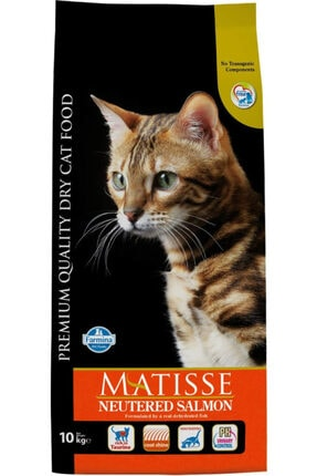 Matisse Neutered  Salmon 10 kg