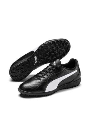 Puma MONARCH TT Siyah Erkek Halı Saha Ayakkabısı 101119078