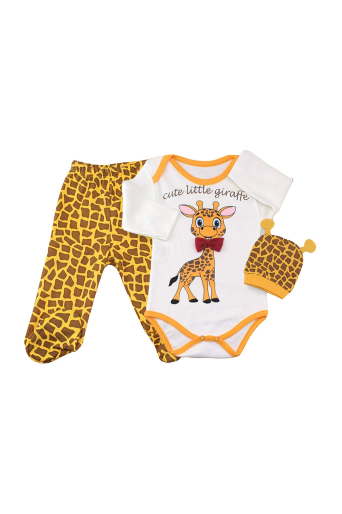 Necix's Zürafa Baskılı Badili Takım 1