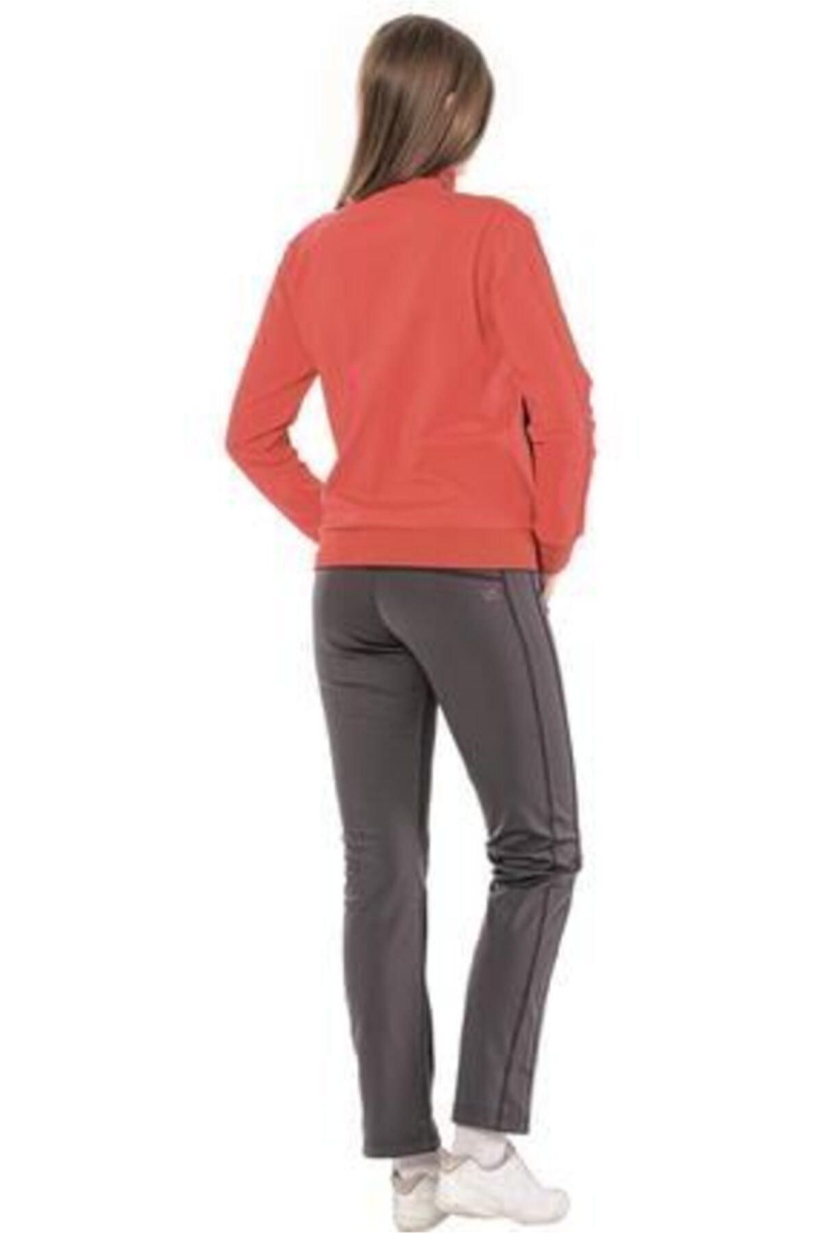 Crozwise Kadın Pembe Dalgıç Kumaş Takım 1227 2