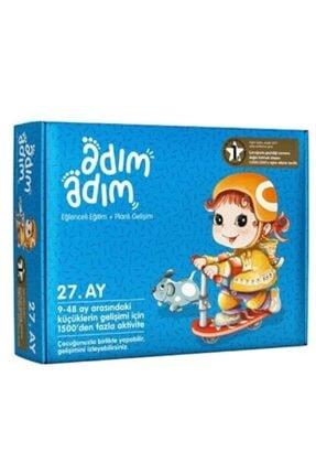 Adım Adım Bebek Eğitim Setleri Yayınları Adım Adım Bebek Eğitim Seti 27.ay