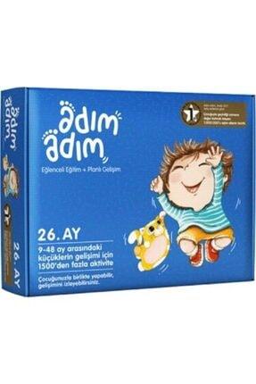 Adım Adım Bebek Eğitim Setleri Yayınları Adım Adım Bebek Eğitim Seti 26.ay