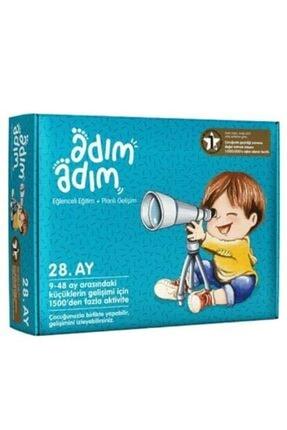 Adım Adım Bebek Eğitim Setleri Yayınları Adım Adım Bebek Eğitim Seti 28.ay
