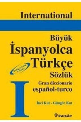 İnkılap Kitabevi International Büyük Ispanyolca Türkçe Sözlük