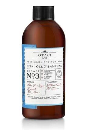 Otacı Lab Yeni Nesil Saç Terapisi Bitki Özlü Şampuan Terapi No:3