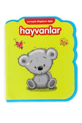 bebeğimin Yumuşak Sayfalı Bebek Kitabı Hayvanlar