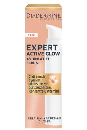 Diadermine Expert Active Glow Aydınlatcı Serum 40ml