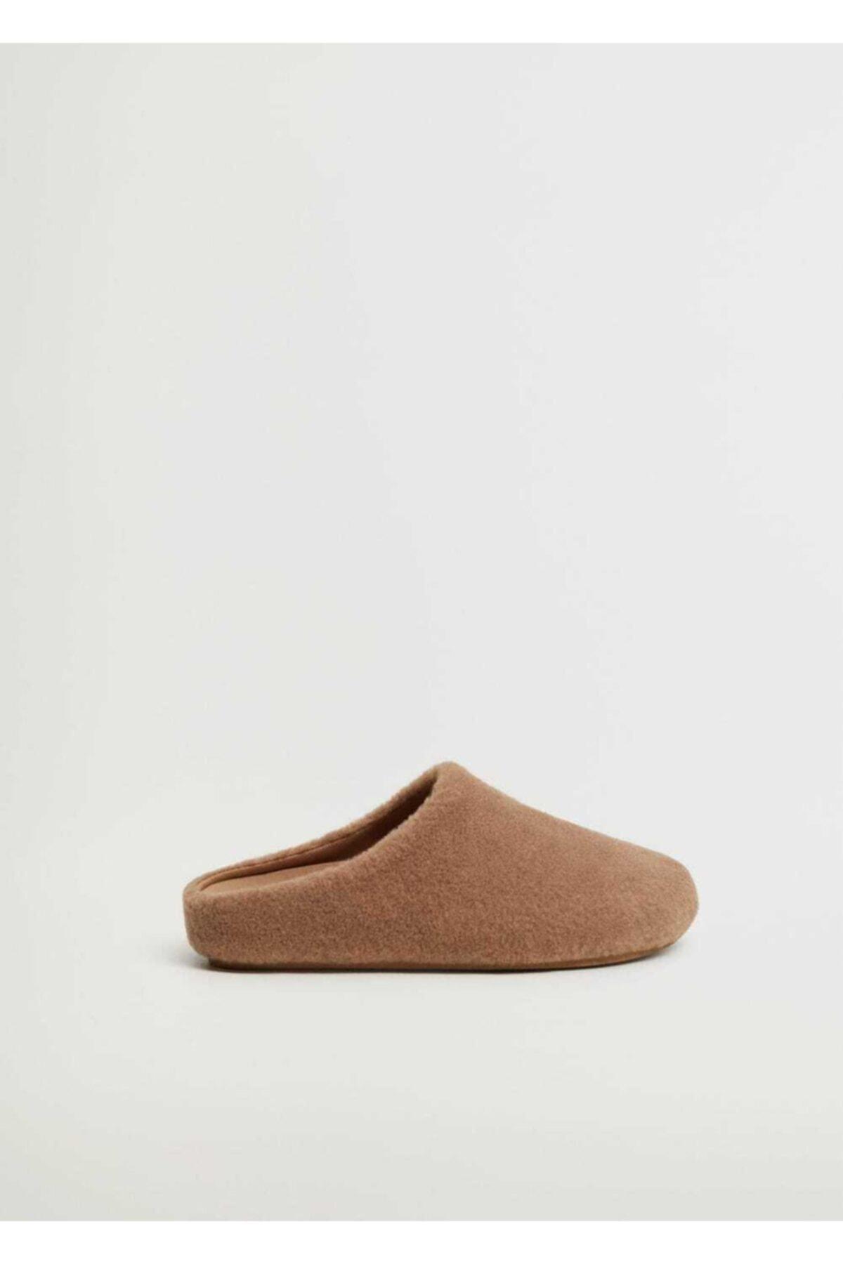MANGO Woman Kadın Kahverengi Ayakkabı 1