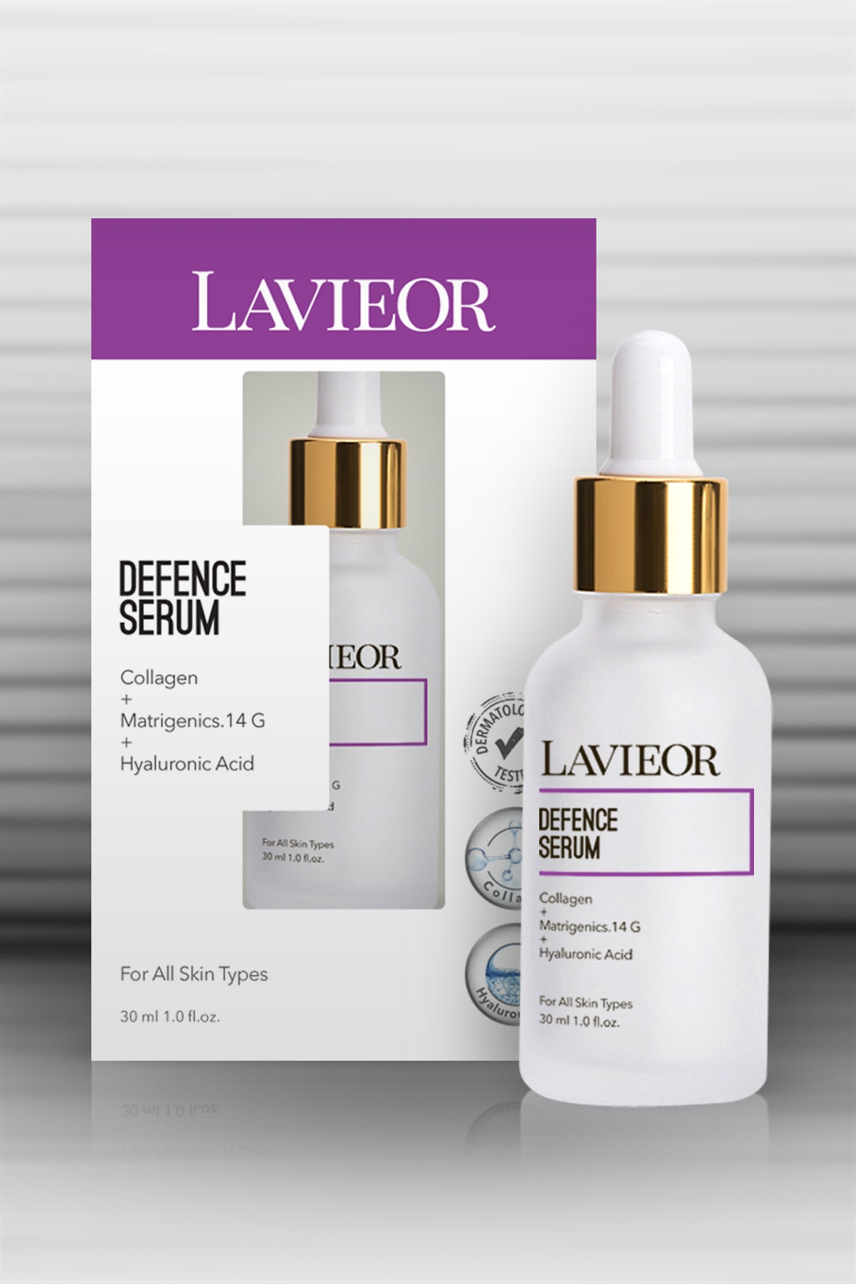 Lavieor Deffence Collagen Serum 30 Ml 1