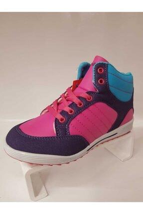 Pinokyo Kız Çocuk Pembe Spor Ayakkabı