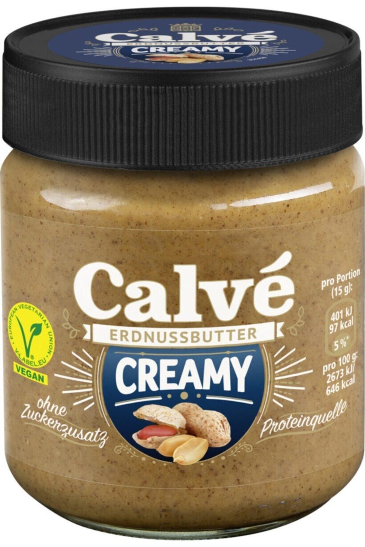 Calve Calvé Erdnussbutter Creamy 210 G 1