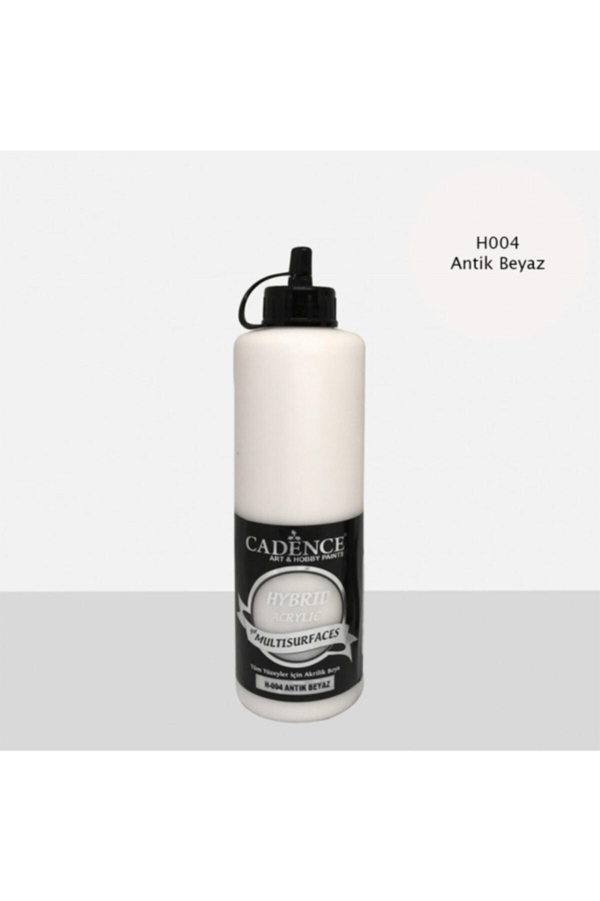 Cadence Hybrid Multisurface Akrilik Boya 500 Ml. H-004 Antik Beyaz 1