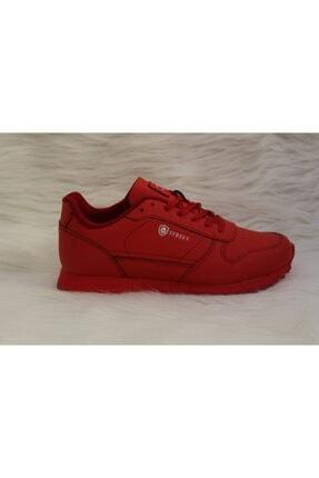 MP Kadın Kırmızı Günlük Ayakkabı