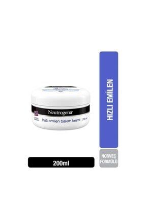 Neutrogena Hızlı Emilen Bakım Kremi 200 ml Normal / Kuru Ciltler Için