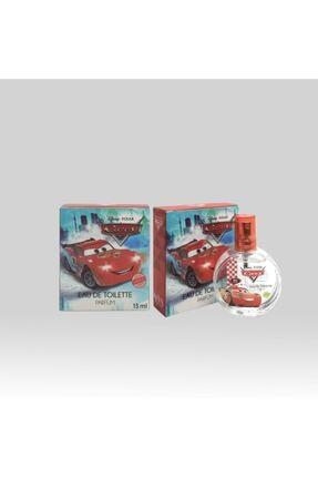 Disney Pixar Cars Erkek Çocuk 15 ml Parfüm EDT  2'li Set
