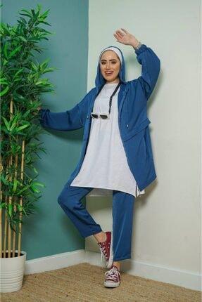MODAMMOR Melike Tatar Aerobin Mavi Takım